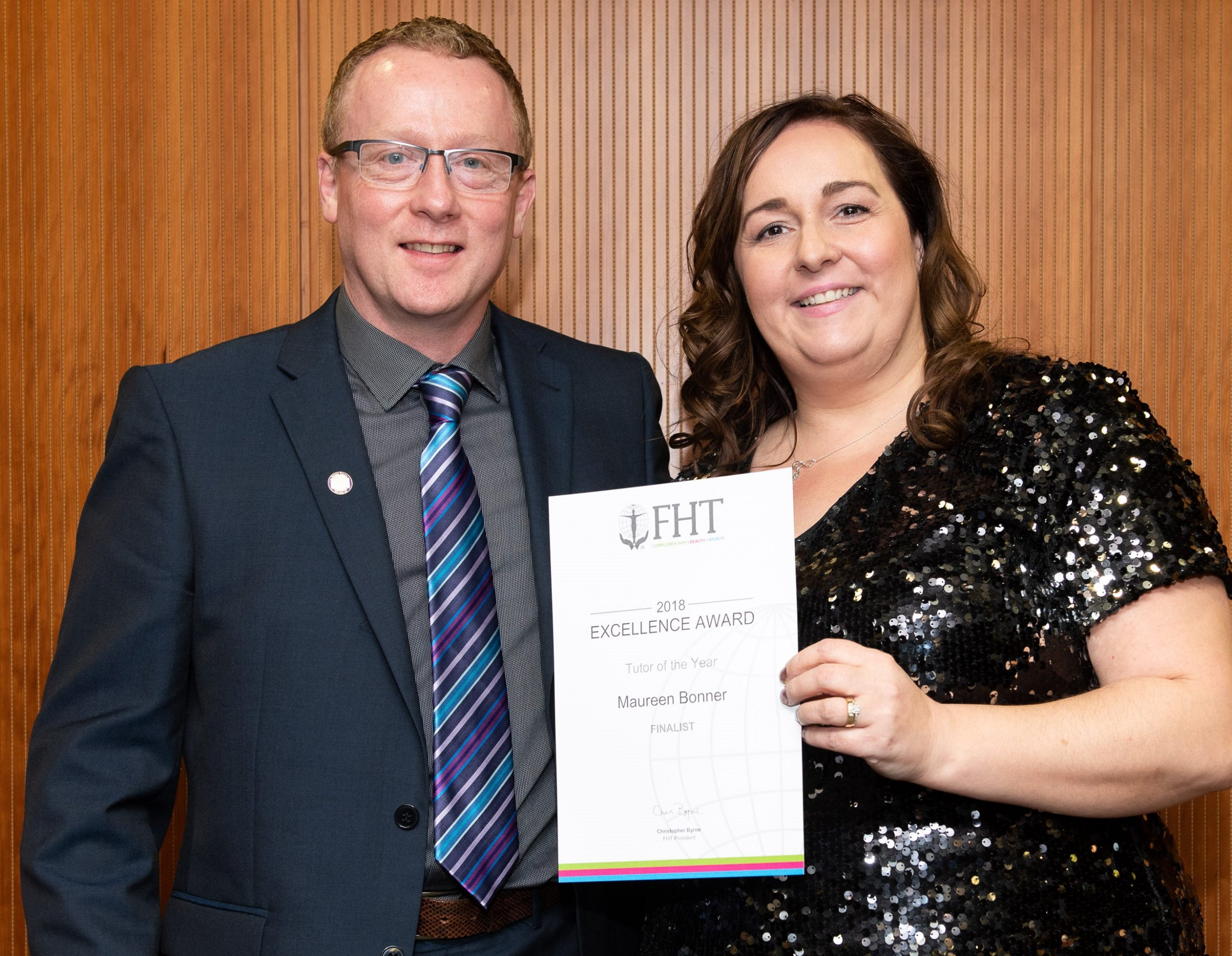 FHT Tutor of the Year Finalist